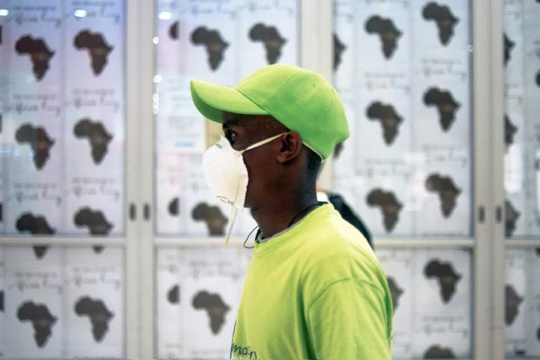 South Africa, the continent's most developed economy -- which at 554 cases has Africa's largest outbreak -- has announced a nationwide lockdown