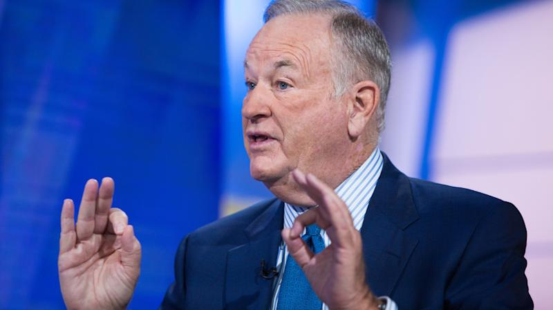 Bill O'Reilly Says He's 'Mad At God' For Not Giving Him More Protection