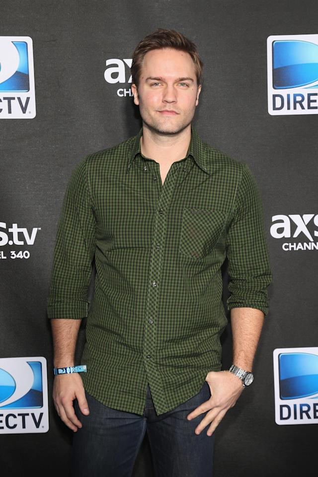 NEW ORLEANS, LA - FEBRUARY 02: Scott Porter attends DIRECTV Super Saturday Night Featuring Special Guest Justin Timberlake & Co-Hosted By Mark Cuban's AXS TV on February 2, 2013 in New Orleans, Louisiana. (Photo by Neilson Barnard/Getty Images for DirecTV)