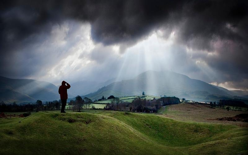 Brecon Beacons, in Wales - @ AJ Scapes 2011