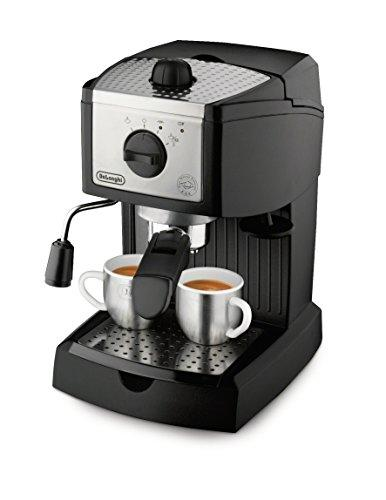 De'Longhi EC155 15 Bar Pump Espresso and Cappuccino Maker,Black (Amazon / Amazon)
