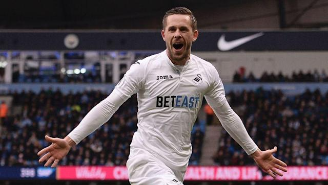 <p>It may still end up being a season to forget for Swansea, but for Sigurdsson, it has been undoubtedly his best and most productive campaign to date.</p> <br><p>The 28-year-old Icelander leads the assist charts (joint with Christian Eriksen and Kevin de Bruyne at 11) and is closing in on double figures in goals for consecutive seasons.</p> <br><p>Sigurdsson has had a direct hand in a fairly unbelievable 57% of the Swans' goals this campaign, and while Paul Clement will take the credit should he keep Wales' only representative in the top flight, you'd better believe they would be already down and out without their number 23.</p>