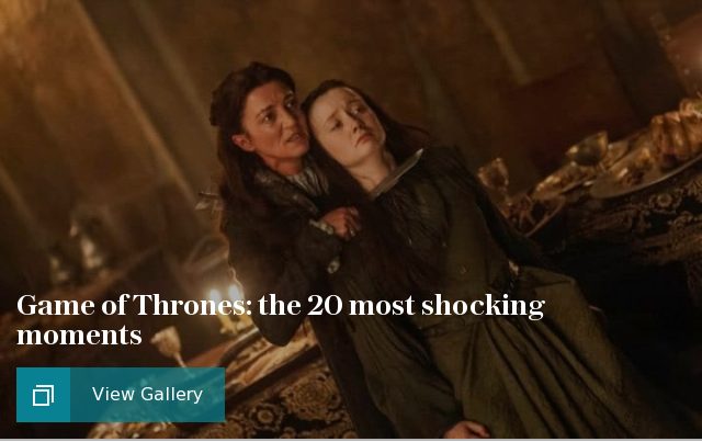 Game of Thrones: the 20 most shocking moments
