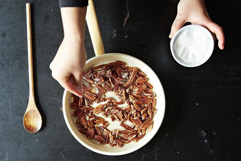 How to Make Butter Pecans