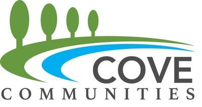 Cove Communities logo (PRNewsfoto/Cove Communities)