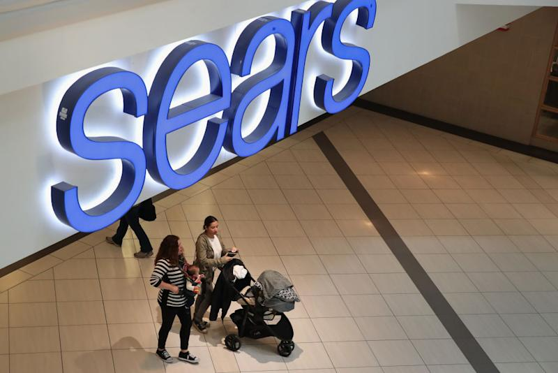 Flexing Muscles Mid-Session Are These Shares: Sears Holdings Corporation (NASDAQ:SHLD)