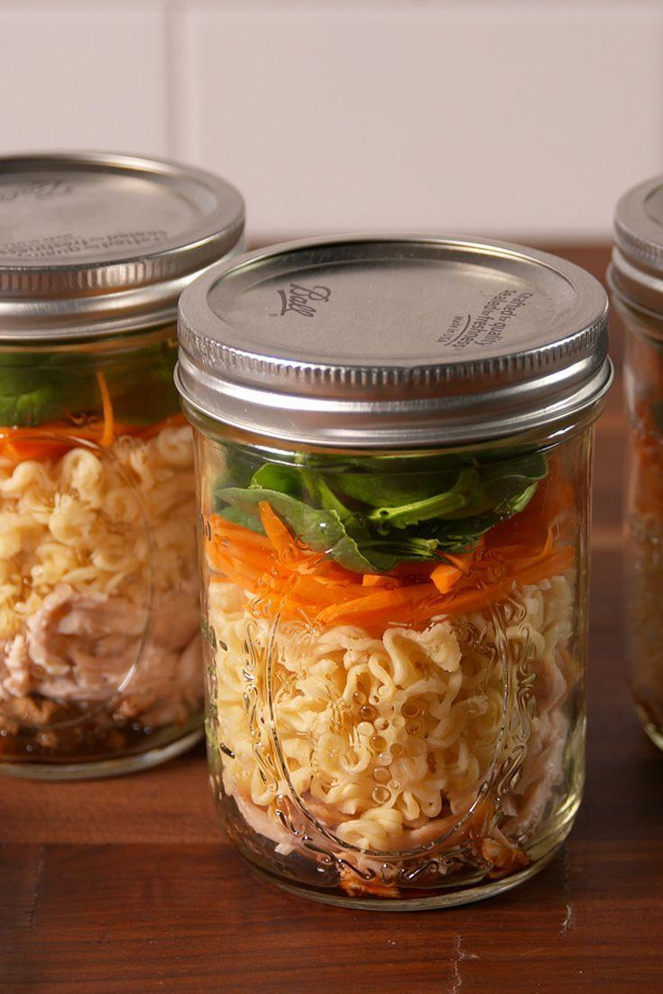 """<p>This lunch in a jar will make your coworkers seriously jealous.</p><p>Get the recipe from <a href=""""https://www.delish.com/cooking/recipe-ideas/recipes/a50948/traveling-noodles-recipe/"""" rel=""""nofollow noopener"""" target=""""_blank"""" data-ylk=""""slk:Delish"""" class=""""link rapid-noclick-resp"""">Delish</a>.</p>"""