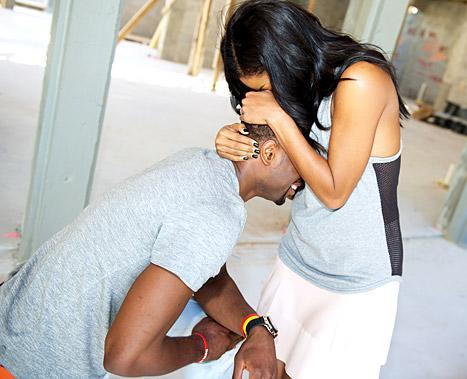Gabrielle Union, Dwyane Wade Get Engaged: See the Adorable, Moving Proposal Picture