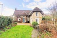 "<p>This beautifully refurbished cottage, which is set within Nadder Valley close to Tisbury, has a spacious living area, three bedrooms, kitchen, and gorgeous gardens. We're certain prospective buyers will love the rural outlook, too. </p><p><a href=""https://www.zoopla.co.uk/for-sale/details/57482188"" rel=""nofollow noopener"" target=""_blank"" data-ylk=""slk:This property is currently on the market for £495,000 with Rural View via Zoopla"" class=""link rapid-noclick-resp"">This property is currently on the market for £495,000 with Rural View via Zoopla</a>. </p>"