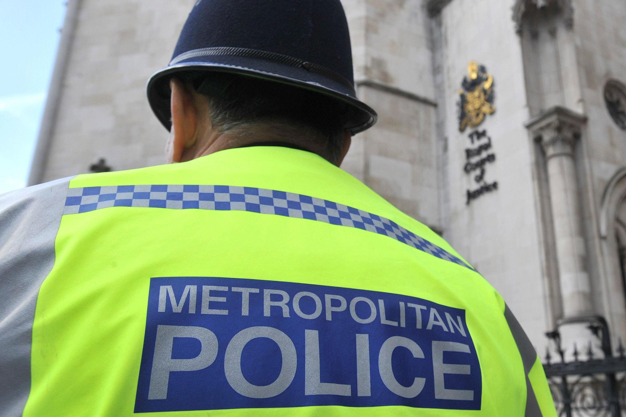 Met police officer sacked after speeding more than 50mph over limit