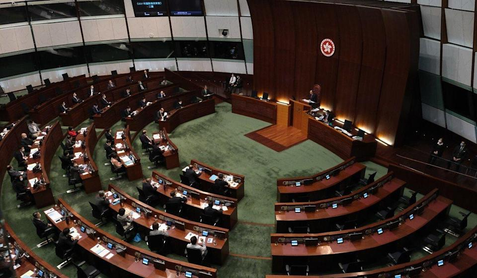 The Legislative Council is getting another 20 lawmakers, taking the total to 90. Photo: Edmond So