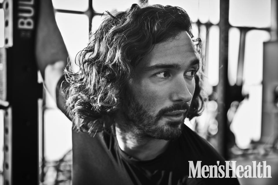 Joe Wicks has revealed he turned down a contract with the BBC. (Patrik Giardino/Men's Health)