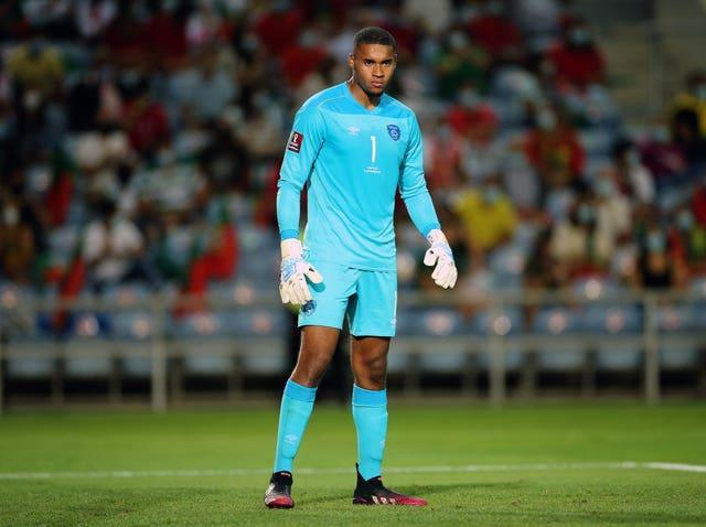 Republic of Ireland goalkeeper Gavin Bazunu is currently on loan to League One Portsmouth from Manchester City