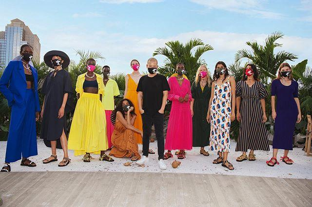 """<p>Snagging a front row seat is difficult as is, but this season edited down the guest list for the sake of safety. Many designers like Jason Wu opted for a socially distanced runway show, which created an intimate setting (and very surreal wide shots). </p><p><a href=""""https://www.instagram.com/p/CFQ7nwHl3Gg/"""">See the original post on Instagram</a></p>"""
