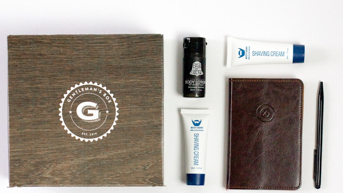 Best gifts for brothers: Gentleman's Box