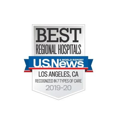 MemorialCare Saddleback Medical Center in Laguna Hills achieved high performance rankings by U.S. News & World Report in its Best Hospital Rankings for Heart Bypass Surgery, Heart Failure, Geriatrics, Hip Replacement, Knee Replacement, Gastroenterology & Gastrointestinal Surgery and Urology and is listed #45 nationally in orthopedic surgery.
