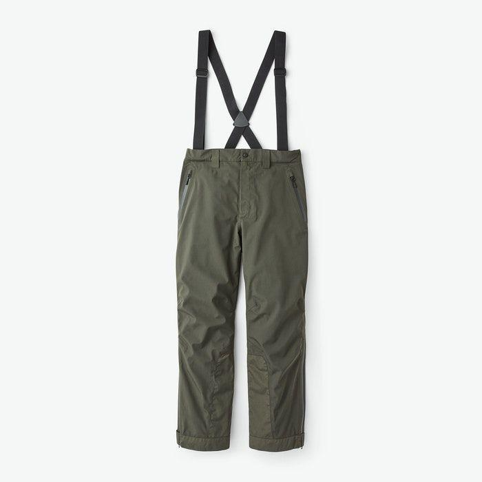 """<p><strong>filson</strong></p><p>filson.com</p><p><strong>$295.00</strong></p><p><a href=""""https://go.redirectingat.com?id=74968X1596630&url=https%3A%2F%2Fwww.filson.com%2Ffishing%2Fapparel%2Fskagit-rain-pant.html&sref=https%3A%2F%2Fwww.menshealth.com%2Ftechnology-gear%2Fg34088511%2Fmens-health-outdoor-awards-2020%2F"""" rel=""""nofollow noopener"""" target=""""_blank"""" data-ylk=""""slk:BUY IT HERE"""" class=""""link rapid-noclick-resp"""">BUY IT HERE</a></p><p>A rainstorm isn't enough to stop a day out on the water—and it shouldn't catch you off guard. Filson's Skagit Rain Pants are tough, waterproof and best of all, comfortable. If you're suddenly up against a torrential downpour, the Skagit pants full-length side zippers quickly slip on and off over fishing boots. And did we mention comfort? The no-fuss elastic waistband and removable suspenders move as you move.</p>"""