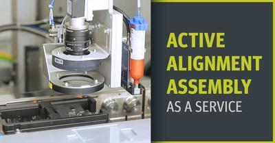 Active Alignment Assembly as a Service is Now Available at Averna