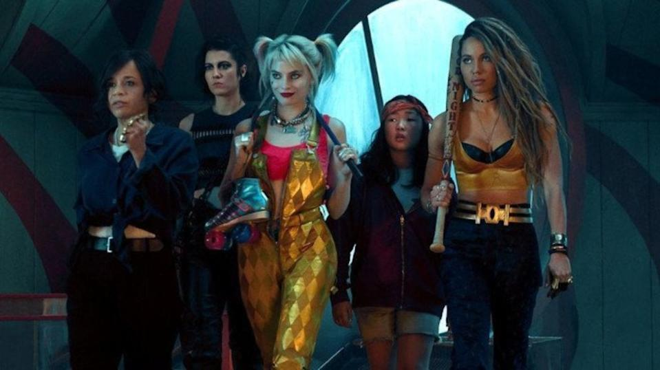 Birds of Prey (Credit: Warner Bros)