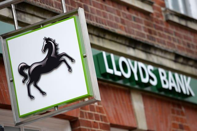 Lloyds shares