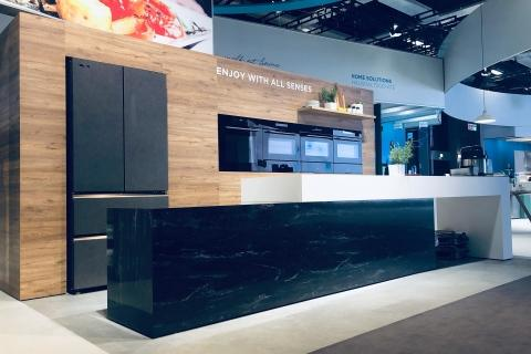 The Attraction of COLMO Mantle Lava Refrigerator in IFA
