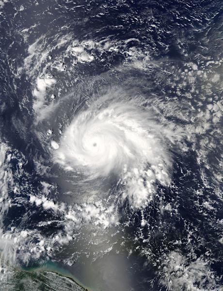 Hurricane Watch: How Satellites Track Huge Storms from Space