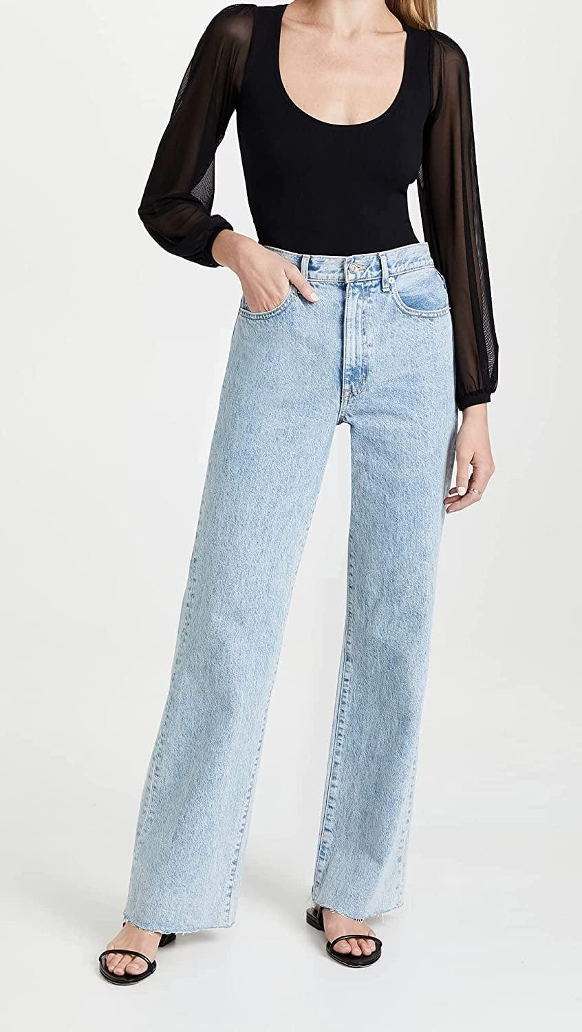 <p>This <span>Free People Lost in Love Seamless Top</span> ($48) is a perfect piece to pair with jeans or wear under a jacket. It looks cute in it's own right, and also works as a great layering piece.</p>