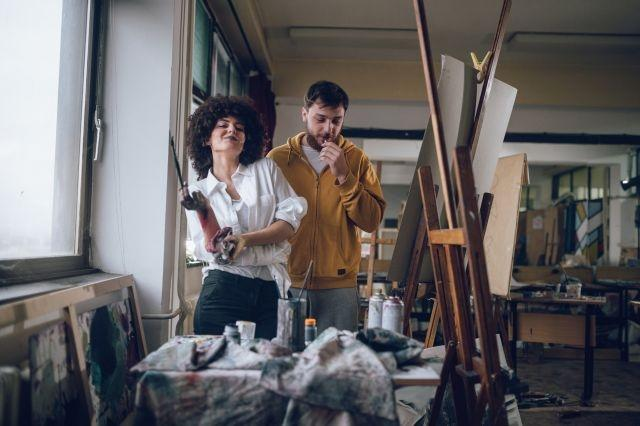 Being an artist among the safest careers amidst coronavirus outbreak