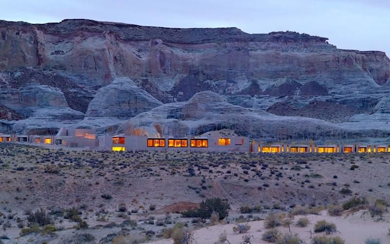 Amangiri is no ordinary hotel or resort, but rather an enclave of comfort and style in North America's most dramatic desert landscape