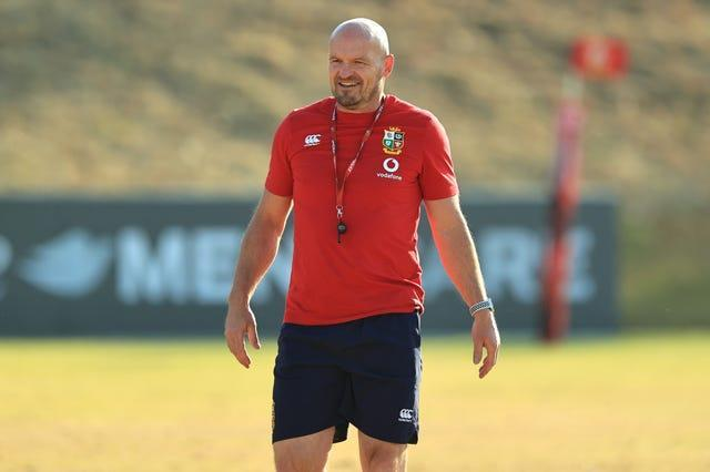 Lions attack coach Gregor Townsend must stay in Johannesburg to self-isolate