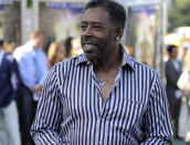 """<b>Ernie Hudson (Winston Zeddmore)</b> <br><br> Originally written for Eddie Murphy, who had to decline because he was working on 'Beverly Hills Cop' at the time, — his loss was Hudson's gain. Appearing later on in the movie, Hudson didn't have time to make as much of an impact as his three experienced comedic co-stars, but he has gone to on make some memorable appearances in other films - most notably 'The Crow' and as the handyman in 'The Hand That Rocks The Cradle'. His small screen credits include 'Oz' and 'The Secret Life of the American Teenager'. <br><br>[<b>See more</b>: <em><a href=""""http://yhoo.it/uWUvPy"""" rel=""""nofollow noopener"""" target=""""_blank"""" data-ylk=""""slk:Our Ghostbusters 3 fantasy cast"""" class=""""link rapid-noclick-resp"""">Our Ghostbusters 3 fantasy cast</a></em>]"""