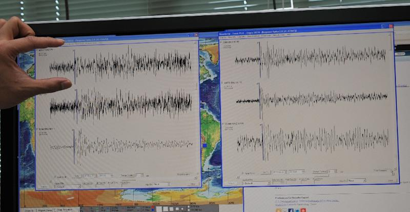 Earthquakes are fairly common in the Great Lakes region but are almost always of low intensity