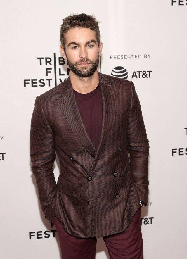 Chace Crawford, The Boys premiere
