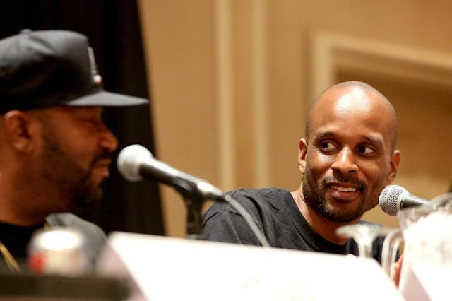 """ESPN is reportedly canceling Bomani Jones' """"High noon."""" (Sean Mathis/Getty Images)"""