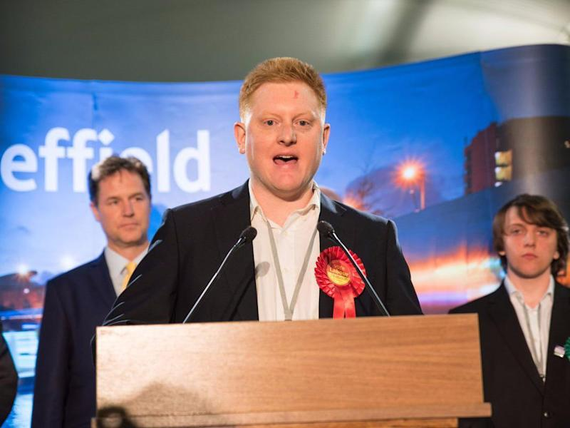 Jared O'Mara made the comments before he was elected Labour MP for Sheffield Hallam: Twitter