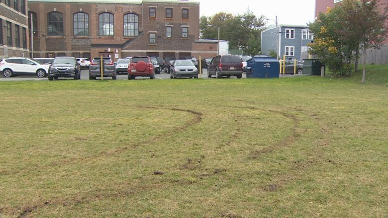 Vandals hit the field at Bishop Feild Elementary in St. John's