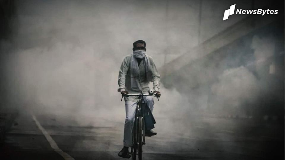 1.7 million deaths in 2019 linked to air pollution