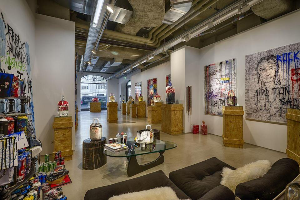 """<p>This <a href=""""https://www.starck.com/"""" rel=""""nofollow noopener"""" target=""""_blank"""" data-ylk=""""slk:Philippe Starck"""" class=""""link rapid-noclick-resp"""">Philippe Starck</a>-designed hotel is a fantastic melding of Old World and modern Paris, full of historic architecture and modern artwork. The <a href=""""https://www.raffles.com/"""" rel=""""nofollow noopener"""" target=""""_blank"""" data-ylk=""""slk:Raffles"""" class=""""link rapid-noclick-resp"""">Raffles</a> property is home to an Art Concierge, where a cultural mediator informs interested guests on current art news, devises tailor-made plans for seeing Paris' best works, and offers tours of the hotel's 300-piece private collection. </p><p>Plus, the Art Concierge can offer one-of-a-kind experiences, like visiting artist studios, private viewings of special pieces, and a cultural tour of Paris. There's even a contemporary art bookstore to help inspire guests' creativity and foster their appreciation for the arts. And of course, there are all the other spectacular amenities one can expect from a Raffles property at your fingertips.</p><p><a class=""""link rapid-noclick-resp"""" href=""""https://www.raffles.com/"""" rel=""""nofollow noopener"""" target=""""_blank"""" data-ylk=""""slk:Book Now"""">Book Now</a></p>"""