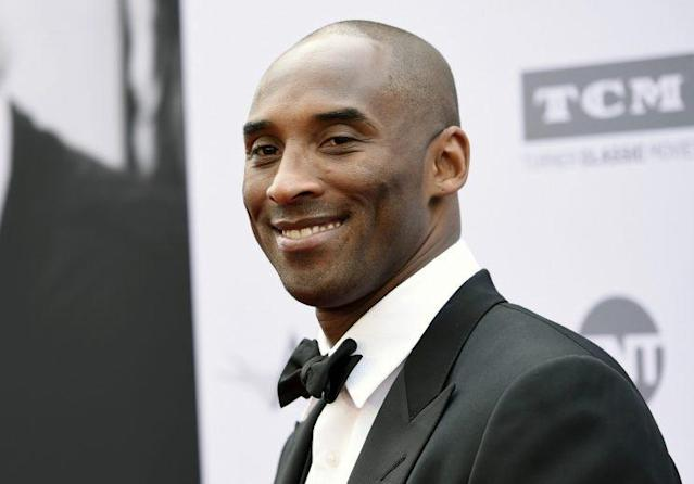 Kobe Bryant is going international. (AP)