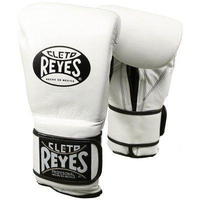 "<p><strong>Cleto Reyes</strong></p><p>target.com</p><p><strong>$179.50</strong></p><p><a href=""https://www.target.com/p/cleto-reyes-hook-and-loop-leather-training-boxing-gloves-12-oz-white/-/A-79322743"" rel=""nofollow noopener"" target=""_blank"" data-ylk=""slk:BUY IT HERE"" class=""link rapid-noclick-resp"">BUY IT HERE</a></p><p>If the recipient of this gift has been lusting after a heavy bag or is finally getting to those boxing classes he talked about, get him a high-quality pair of gloves up to the job. Cleto Reyes is the best of the best. </p>"