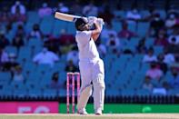 India's Rohit Sharma made fifty as India embarked on the task of scoring 407 runds to win