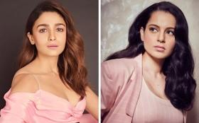 Alia sends a bouquet to Kangana for Padma Shri; internet lauds her gesture