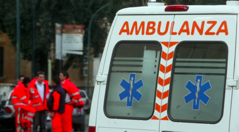 incidente in un'acciaieria