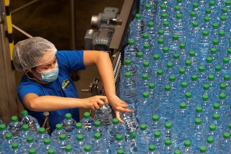 French officials say there is no proof that Volvic's operations are causing nearby streams to dry up