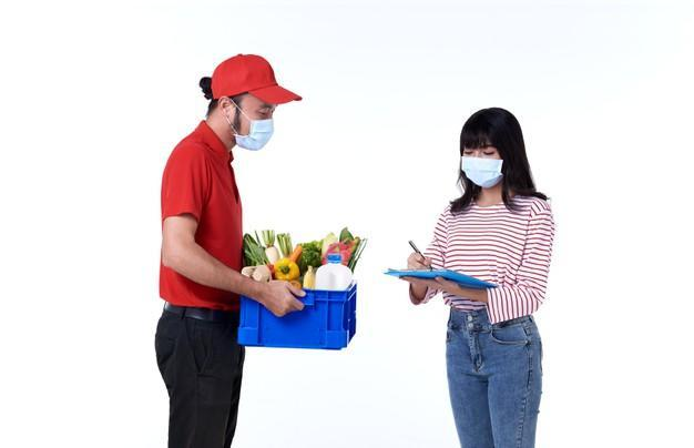 pandemic-proof business - online grocery stores and palengke