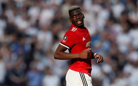 Pogba playing well - Credit: REUTERS