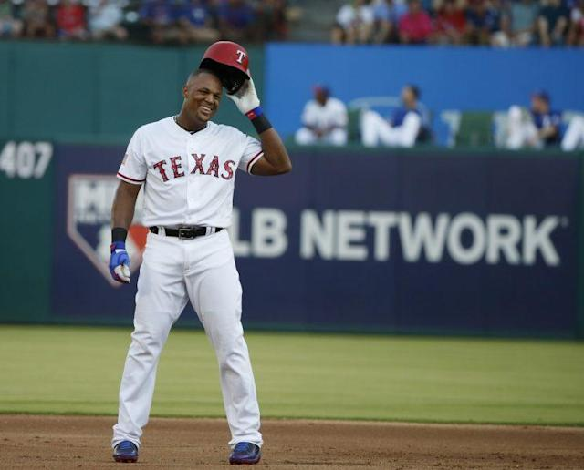 Adrián Beltré is the newest member of the 3,000-hit club. (AP Photo)