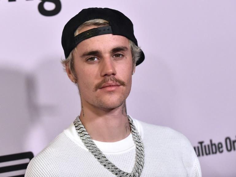 """Canadian singer Justin Bieber's new album """"Changes"""" reflects the outlook of a more introspective pop star (AFP Photo/LISA O'CONNOR)"""