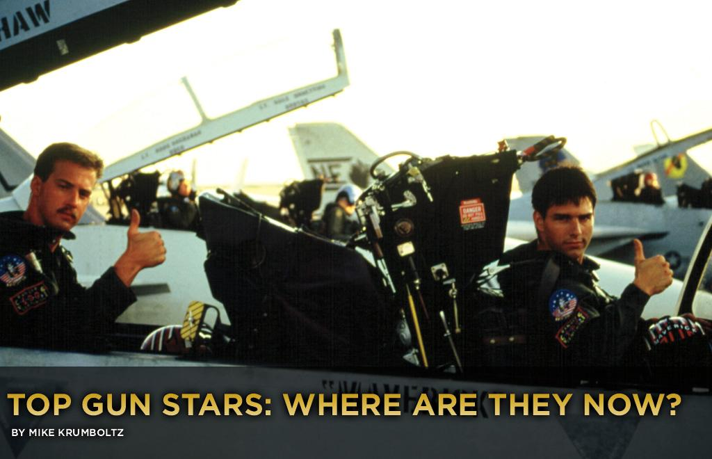 """""""<a href=""""http://movies.yahoo.com/movie/1800128578/info"""">Top Gun</a>"""" opened on May 16, 1986 -- 25 years ago to the day. It became the highest-grossing film of that year, boosted recruitment numbers for the Navy, and launched many careers. Here's a rundown on what the movie's stars are up to these days:"""