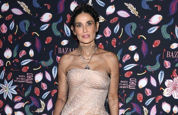 'Dirty Diana' Podcast to Be Adapted as Amazon TV Series, Demi Moore to Star